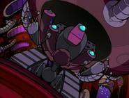 Hunter Destroyer Machine