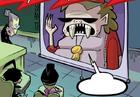 Coach walrus appears in the comics whoaaaa