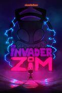 InvaderZimSDCC2018Poster