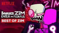 Best of Zim Invader Zim Enter the Florpus Netflix