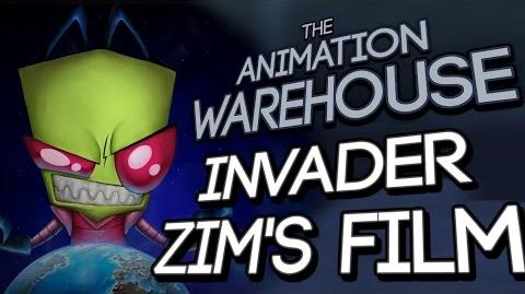 FACT CHECK The Original Invader Zim Film, 'Invader Dib' (Feat