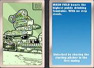 Nicktoons MLB Irken Field Card