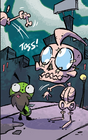Im not sure if dibs skeleton is its own character since it is part of dib but recap kid said its a separate character