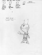 Concept Art - Irken Elite 002