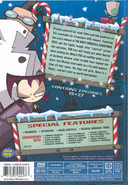Horrible Holiday Cheer - Back DVD Cover