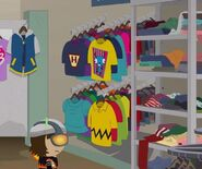 Invader Zim reference in South Park The Fractured but Whole