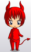 Cirillo Devil (Anime Version)