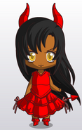 Marilena Devil (Anime Version)