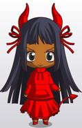 Elena Devil (Anime Version)