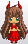 Elli Devil (Anime Version)