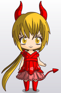 Nelle Devil (Anime Versions)