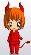 Cyrille Devil (Anime Version)