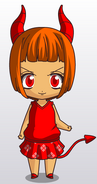 Ellen Devil (Anime Version)
