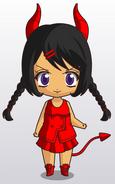 Hellen Devil (Anime Version)