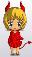 Elaine Devil (Anime Version)