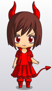 Cirilla Devil (Anime Version)