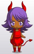 Lena Devil (Anime Version)