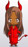 Elenia Devil (Anime Version)