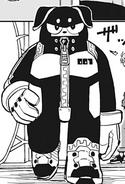 Koshiro Tatara as Jackman Full Body Manga