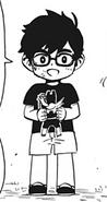Koshiro Tatara as a Child