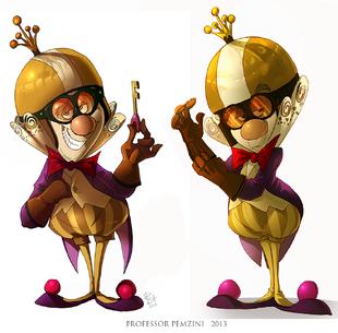 Король Карамель (экипировка гонщика)