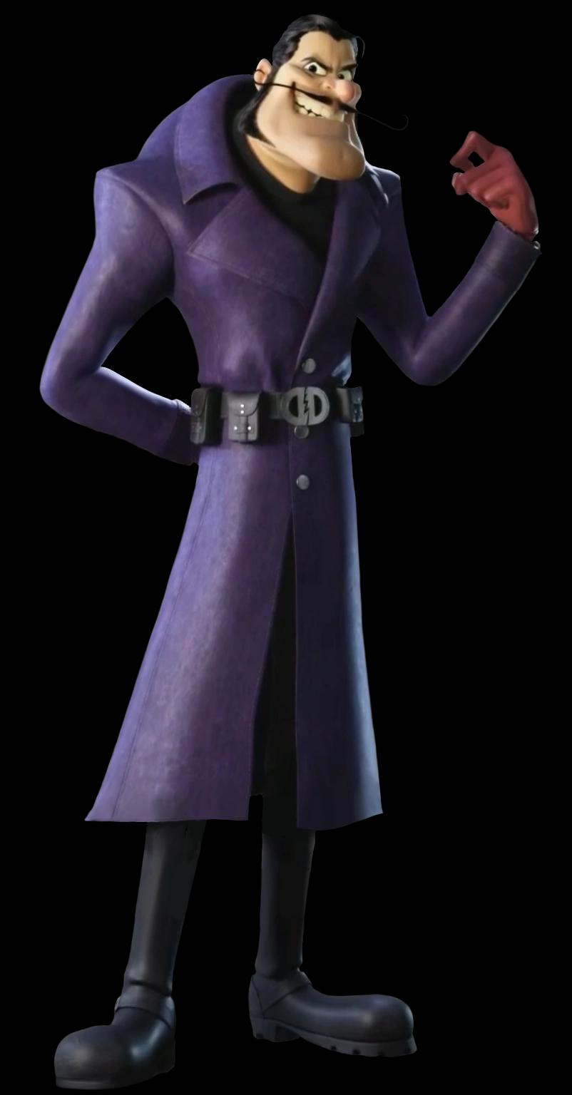 Дик Дастардли (2020)