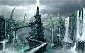 The City of R'lyeh