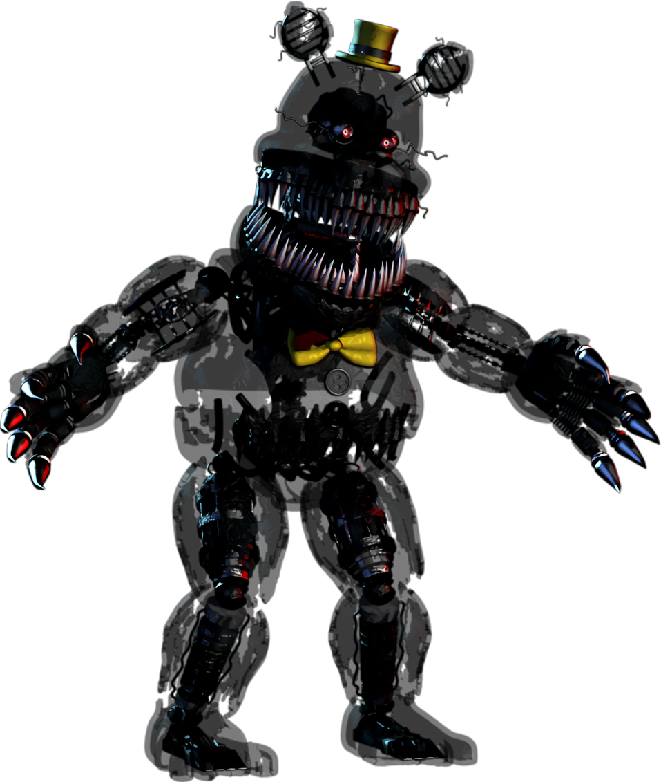 Кошмар (Five Nights at Freddy's)