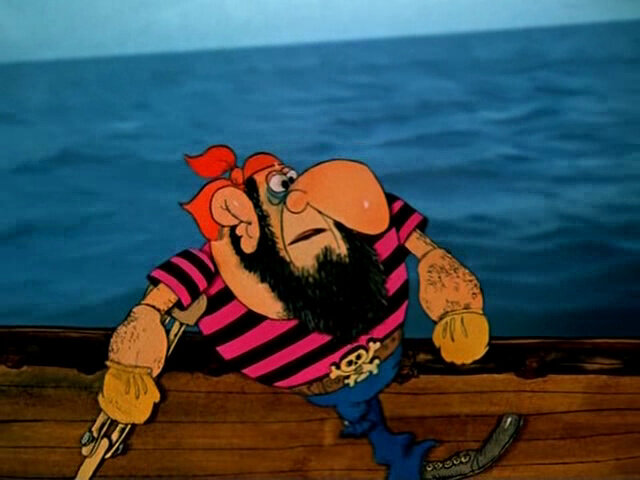 Капитан «Чёрной Каракатицы»