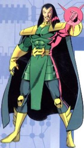 Мандарин (Marvel Comics)