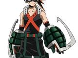 Кацуки Бакуго (Моя Геройская Академия)