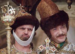 Милославский с Буншей-царём.jpg