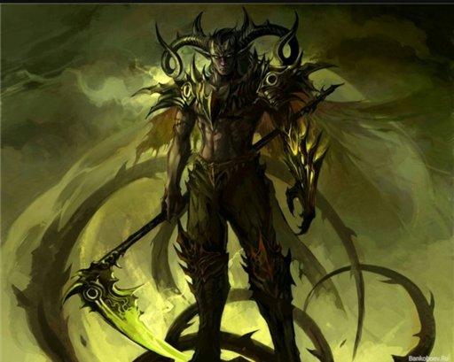 Асмодей(легенды Изгальдины)
