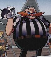Eggman referee