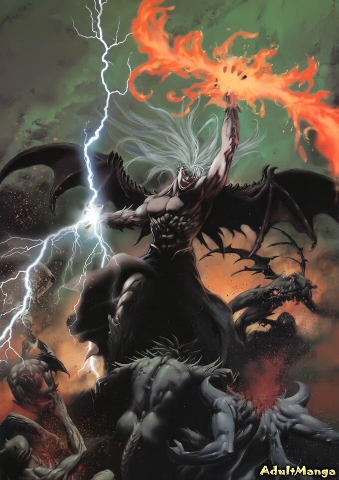 Дарк Шнайдер- могущественный тёмный маг