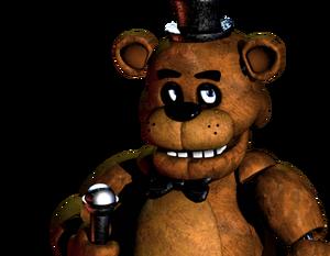 Freddy fazbear by monsuirahab-d898wex