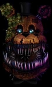 Twisted Freddy 2
