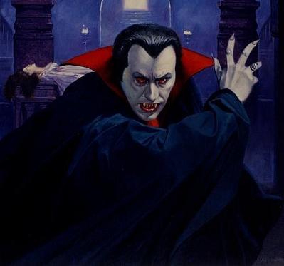 Граф Дракула (Литература)
