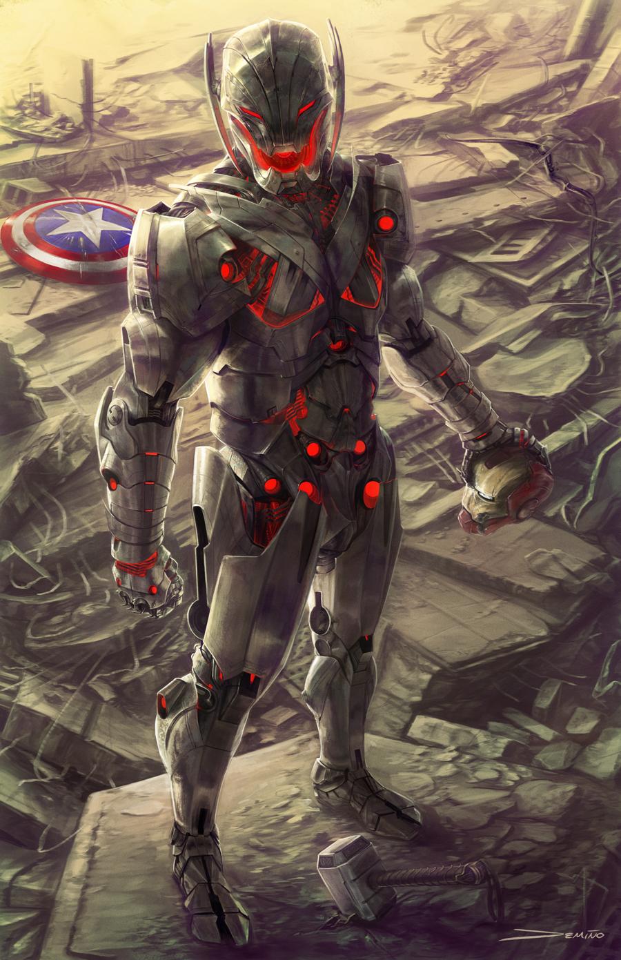 Альтрон (Marvel)