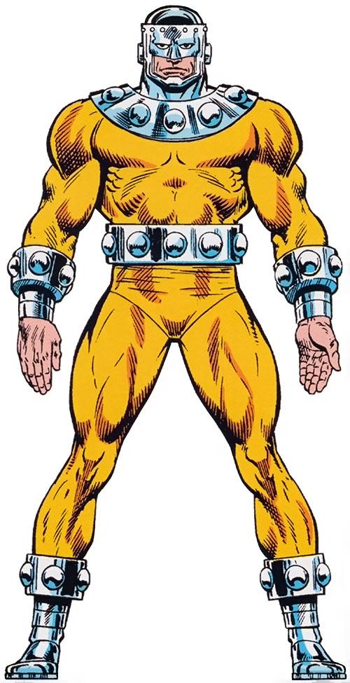 Бульдозер (Marvel)
