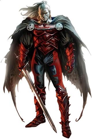 Граф Дракула (Marvel)