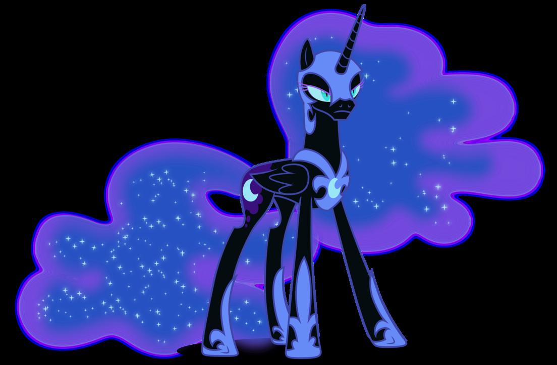Лунная пони