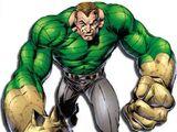 Песочный человек (Marvel Comics)