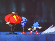 Sonic we are not surfing around here