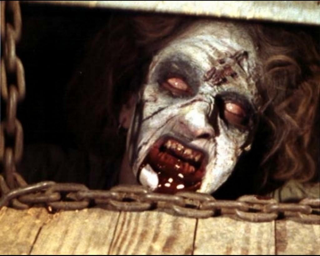 Шерил Уильямс (Зловещие мертвецы)