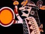 Колдунья (Легенды перуанских индейцев)