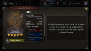 Anubis Rod - Castlevania Grimoire of Souls