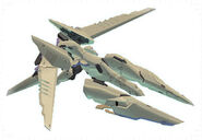 (47) Zone of the Enders 2nd Runer - Vic Viper Flight mode