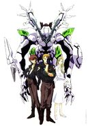 Zone of the Enders Animation Side 04