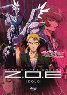ZOE IDOLO DVD COVER